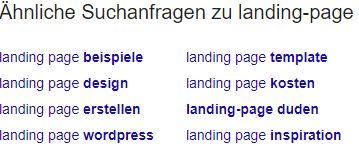 Landing-Page SEO